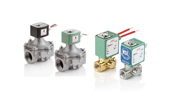 King-Mechanical-Specialty-Asco-Solenoid-valves