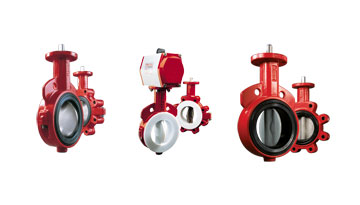 King-Mechanical-Specialty-Bray-Butterfly-Valves