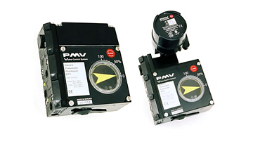 PMV Valve Positioners - King Mechanical Specialty